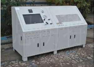 空调压缩机壳体水压试验机