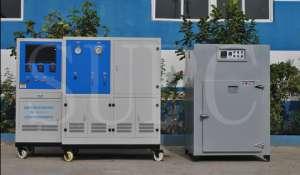 汽车散热器伺服脉冲疲劳试验机|散热器伺服控制脉冲试验机