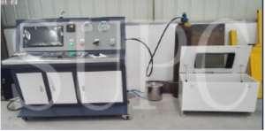 弹簧管耐水压强度试验机