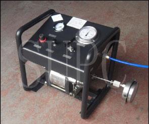 不锈钢气动泵2