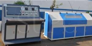 裸胶管耐压爆破测试机