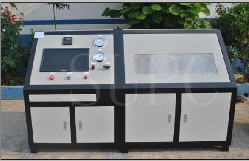 凝冷器、换热器水压试验机 空调冷凝器、蒸发器水压爆破试验机