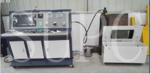充装软管水压试验机