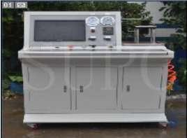 陶瓷管耐水压爆破试验机|陶瓷管件水压爆破测试台