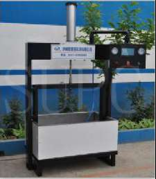碳化管耐水压爆破试验机