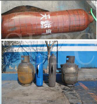 气瓶水压爆破装置|气瓶爆破强度试验机