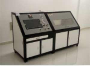 电磁阀耐水压爆破试验机