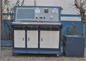 灭火器筒体水压强度试验机