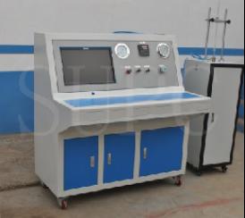 制动软管最大膨胀量试验机|橡胶或塑料软管容积膨胀试验机(刹车管最大膨胀辆)