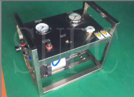 不锈钢气动泵1