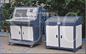 液压减震器耐液压强度试验机|汽车减震器水压爆破试验机