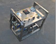 高压小型水压测试台