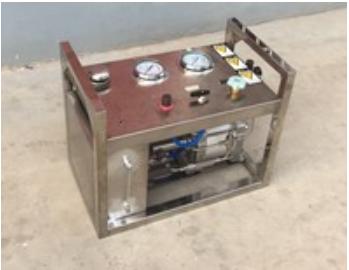 气动压力体积控制器|压力体积控制台