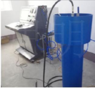 罐体外测法水压测试台-罐体外测法水压试验机