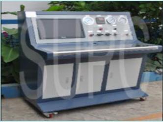 小容积容器水压试验机