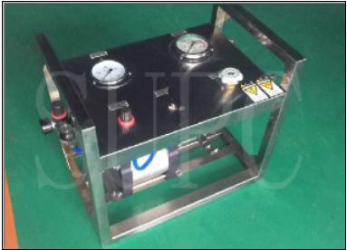 气动液压动力单元|气动液体增压泵|气驱油压泵