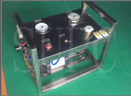 化学试剂高压注入泵