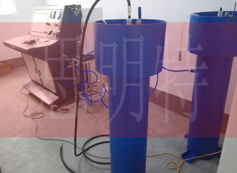 禁油氧气瓶水压试验机
