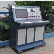 厨房灭火器水压强度试验机-厨房灭火器水压试验机