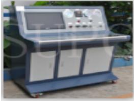 油田专用试水压机 井口防喷器水压试验机