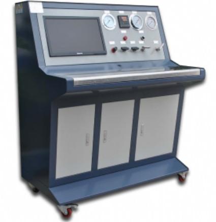 旋塞阀耐水压强度试验系统|高压阀门水压强度试验机