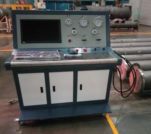 冷暖设备水压试验机|换热器系统水压试验机