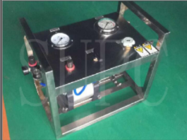 小型燃气管道水压试验机|便携式控制管线液压试验机