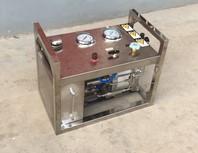 气动试压泵|便携式气动试压机