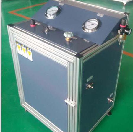 高压针阀水压密封性测试台|针阀耐水压爆破试验机