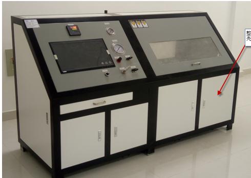 塑料电磁阀耐水压爆试验机|洗衣机电磁阀耐压爆破试验机|水压压力
