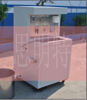 塑料阀门水压试验机
