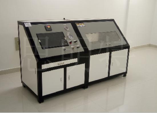 塑料阀门耐水压爆破试验机|塑料阀门水锤试验机|爆破脉冲