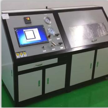 传感器套管水压试验机|温度传感器套管水压密封性强度试验机