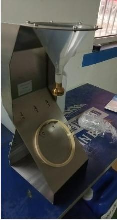 口罩透湿性检测仪|防护口罩透水性测试台|抗湿性测试装置
