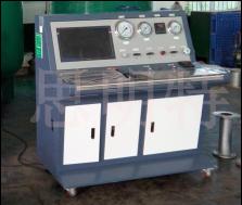 船坞管道水压试验机|船用管件水压测试台