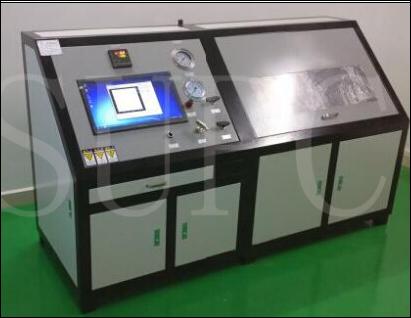 冷凝器耐水压爆破试验机-中冷器耐水压强度爆破试验机