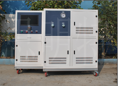 换热器压力脉冲试验机|散热器管件压力循环测试台