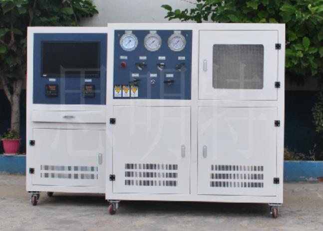 中冷器压力循环试验机|冷却器压力循环测试台|压力交变试验机