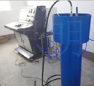 气瓶外测法水压试验机 钢瓶外水压试验机