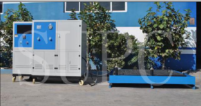 机车换热器压力脉冲试验机|摩托车散热器压力脉冲试验机