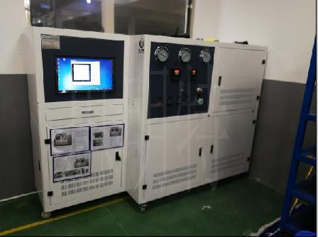 散热器水压爆破试验机|换热器液压爆破测试台