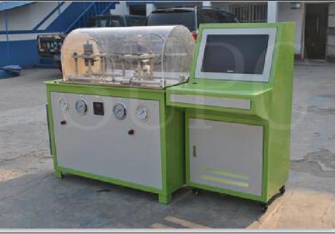 单孔扁管耐水压爆破试验机|多孔扁管水压试验机|计算机微通道爆破机