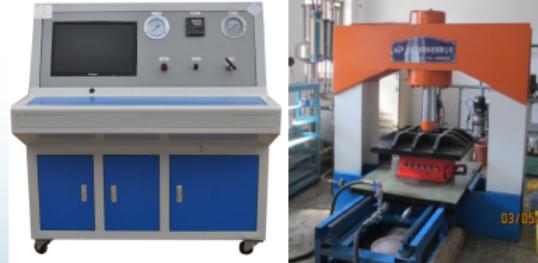 防爆电器壳体水压试验机-防爆电机外壳水压试验机 GB3836水压试验机