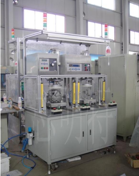 铸件体气密性测试台 铝壳体水检试验机