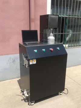 颗粒物过滤效率检测仪 熔喷布颗粒物过滤效率检测仪