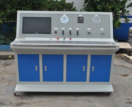 液压接口泄漏量试验机—快速接头泄漏量测试台