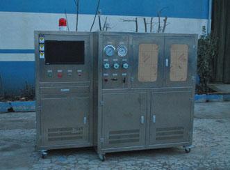 医用导管压力流量测试台|无菌导管流量爆破试验机|计算机液压爆破机