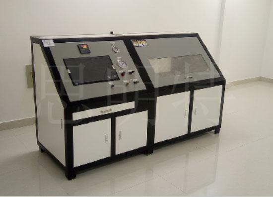 空调膨胀阀耐水压爆破试验机|膨胀阀水压爆破试验机