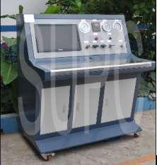LNG钢瓶气体密封性试验机—低温储罐瓶气密性测试机