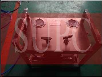 便携式气动高压采样器-气动取样分析增压机